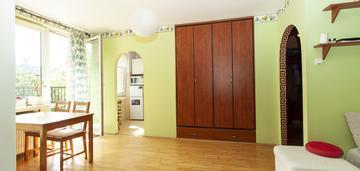 Przytulne trzypokojowe mieszkanie na bielanach