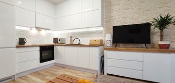 Wyposażone, ładne mieszkanie na kameralnym osiedlu