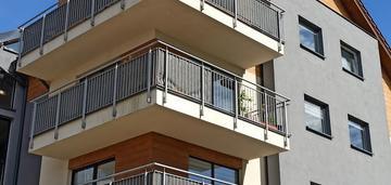 Mieszkanie nowe agd-50,6 mkw, 2 pokoje.-wykonczone