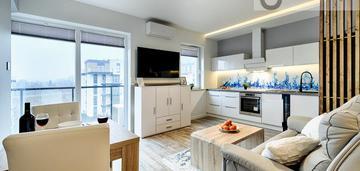 Dwupokojowy apartament pomorska park