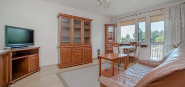 Mieszkanie 3 pokojwe, rozkładowe z balkonem!