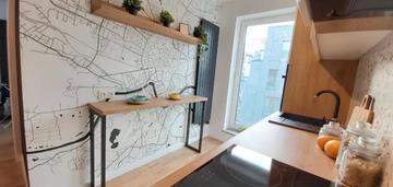 Stylowe nowe mieszkanie - 3 osobne pokoje  garaż