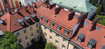 Mieszkanie w kamienicy na starym mieście