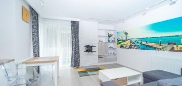 2 pokoje wysoki standard, reda