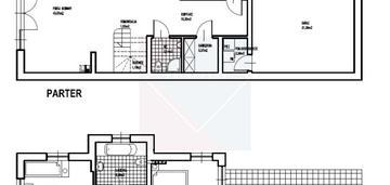 Bobrowiec. nowe osiedle domów jednorodzinnych.