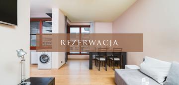 Europejskie, lubostrón, 44m²: 2 pokoje z loggią