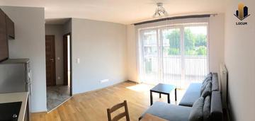 2-pokojowe mieszkanie z balkonem, bronowice