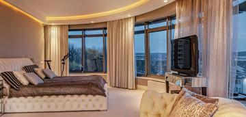 Baltic house - apartament z widokiem na panoramę