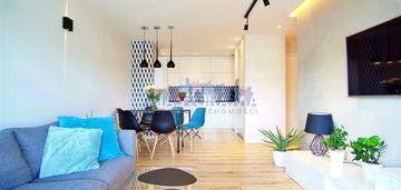 Nowoczesny apartament z tarasem - zielone katowice