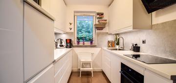 Piękne 3 pokojowe mieszkanie w zielonej okolicy