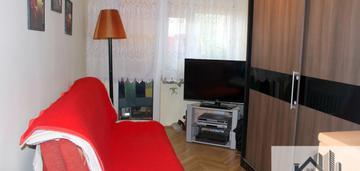 Mieszkanie  2 pok. 40 m2, parter, balkon, os. włóknia