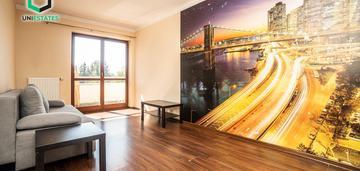2 pokoje | 50 m2 | balkon | nowy budynek | parking