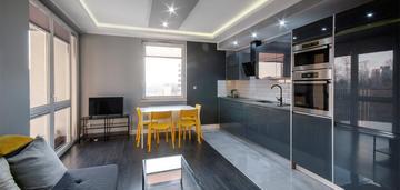 Komfortowe mieszkanie z loggią. avia czyżyny