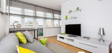 Stylowe, klimatyzowane mieszkanie przy grójeckiej