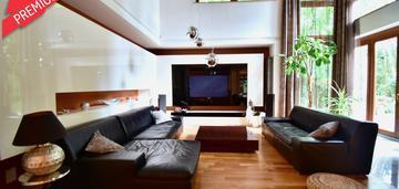 Niepowtarzalny dom w otulinie lasu- magdalenka