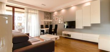 Eng, esp| luksusowy 3-pok. apartament + parking