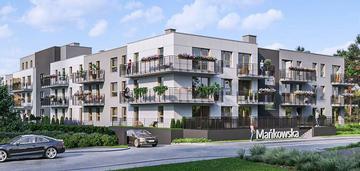 Mieszkanie w inwestycji: Olchowy Park