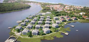 Mieszkanie w inwestycji: Półwysep Dziwnów