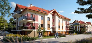 Mieszkanie w inwestycji: Osiedle Bursztynowe III