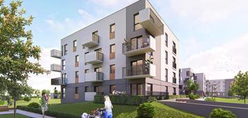 Mieszkanie w inwestycji: Rąbin Park Etap III