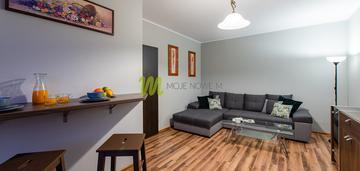 2 pokoje, niskie opłaty, balkon, nowy blok