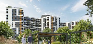 Mieszkanie w inwestycji: Parkur Residence