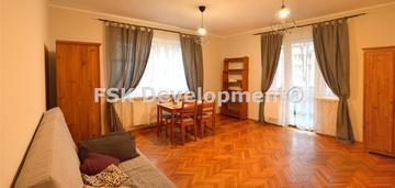 Dwa pokoje/duży balkon/ul. wileńska/parking!