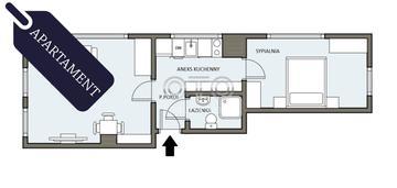 Open space/ jedyne takie mieszkanie we wrocławiu!