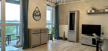 2pok. mieszkanie z balkonem i garażem w cenie