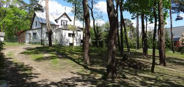 Dom z dużą działką-warszawa-falenica