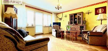 Przestronne mieszkanie na osiedlu słonecznym