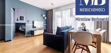 Komfortowy, zupełnie nowy, 2-pokojowy apartament n
