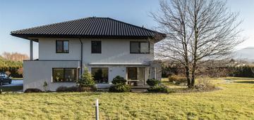 Wyjątkowy piękny dom_podmiejska willa
