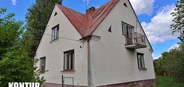 Dom w topowej lokalizacji w goleszowie - targoniny