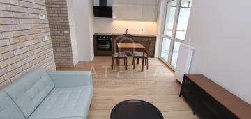 Centrum - wysoki standard - 2 pokoje.