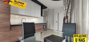Mogilska nowe  wyposażone 3 pokoje, garaż
