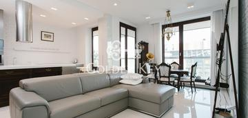 Stylowy apartament na osiedlu menolly