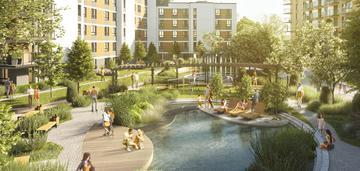 Mieszkanie w inwestycji: Miasteczko Jutrzenki etap III