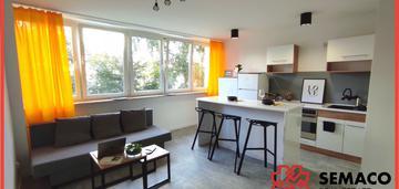 ★ 46m2 dwa pokoje + balkon saska kępa ★