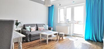 Apartament z balkonem dostępny od 1.10.2021 r.