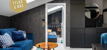Klimatyzowany apartament przy parku skaryszewskim