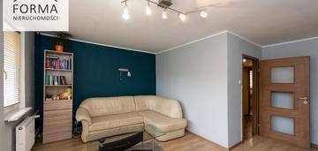 Mieszkanie 2 pokoje 45 m2, parter, balkon