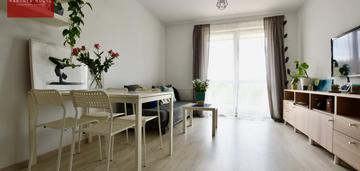 Nowoczesne i 2 pokojowe, 46 m2 i winda i hala