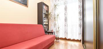 2 pokoje z balkonem ul. małachowskiego, centrum