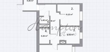 Atrakcyjne mieszkanie 2 pokojowe białołęka