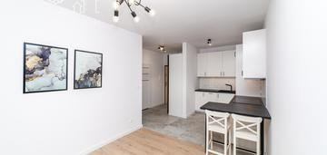 2 pokoje/ ogródek/ kameralne osiedle