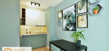 Piękne mieszkanie, 2 pokoje, po remoncie