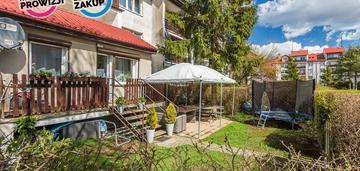 Sprzedam mieszkanie z ogródkiem