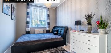 Słoneczne wykończone w nowoczesnym stylu 3 pokoje