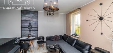 Stylowe 3 pokoje/balkon/wyposażenie w cenie